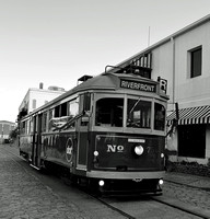 River front Street car